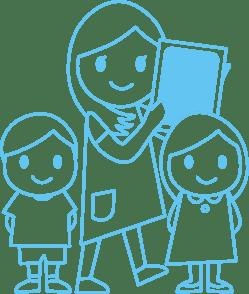 保育業務支援システムの導入